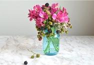 3 mẫu hoa đẹp cắm nhanh chỉ 3 phút