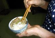 Mẹ già 93 tuổi ăn cơm chan nước mắt vì con bất hiếu