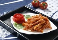 Thịt heo tẩm vừng thơm ngon vui miệng