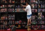 Choáng với bộ sưu tập 9.000 con búp bê của một quý ông