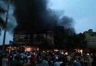 Cháy Trung tâm Thương mại Hải Dương
