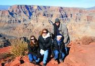 Gia đình bán cả nhà để đưa con đi du lịch quanh nước Mỹ
