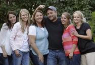 Choáng với người đàn ông có 5 cô vợ và 24 đứa con