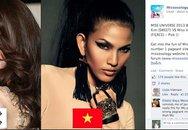 Nhan sắc thật của Hoa hậu Hàn được so sánh với Trương Thị May