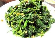 Nấu canh rau lang ngon