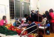 Đồ chơi phát nổ, 32 học sinh nhập viện