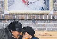 Valentine lần 90 của cặp vợ chồng hơn 100 tuổi