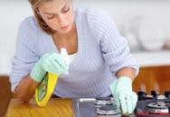 Mẹo hay tẩy vết bẩn cho ngôi nhà của bạn