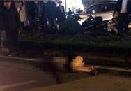Nữ sinh bị tài xế đâm trong đêm ở Xã Đàn vẫn hôn mê