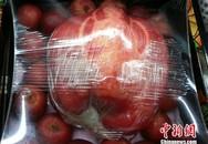 Quả táo khổng lồ nặng 1,2kg giá 20 triệu đồng