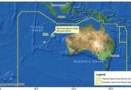 Tàu Trung Quốc bắt được xung tín hiệu ở Ấn Độ Dương