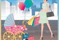 Những đồ thiết yếu mẹ nên mua sắm trước khi sinh bé