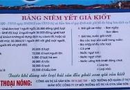Bán bát phở quá 5.000 đồng ở Sầm Sơn bị phạt 12,5 triệu đồng