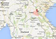 Máy bay Lào rơi ở Xiêng Khoảng