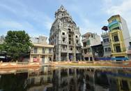 Sững sờ nhà giàu Việt đổ đống vàng dát nhà làm sang