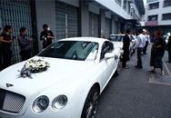 4 xe rước dâu trên 10 tỷ đồng của sao Việt