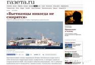 Báo Nga khẳng định chủ quyền của Việt Nam với Hoàng Sa