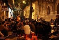"""Hà Nội: Các tụ điểm """"chém gió"""" hút khách mùa hè"""
