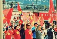 Người Việt 5 châu sát cánh cùng quê nhà