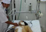 Mổ khẩn cấp cứu bà cụ 73 tuổi bị gan lọt vào lồng ngực