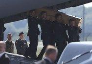 Hà Lan trang trọng đón các thi thể nạn nhân vụ MH17