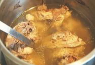 Bí quyết nấu nước dùng ngon như đầu bếp