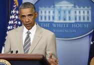 Tổng thống Obama mặc bộ complet khiến nước Mỹ phát sốt