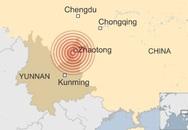 Cận cảnh đổ nát, tan hoang ở Vân Nam sau động đất