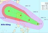 Biển Đông có bão mạnh