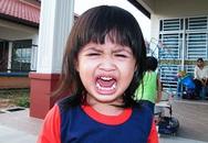 Điều bé thực sự muốn khi ăn vạ hay tức giận