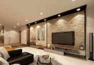 Trang trí nội thất trong căn hộ của chung cư Keangnam