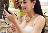 Vẻ đẹp căng mọng của cô ca sĩ chuyển giới lâm Chi Khanh