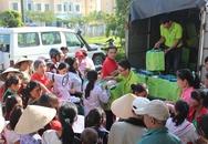 Nhân viên và khách hàng Big C chung tay cứu trợ đồng bào miền Trung