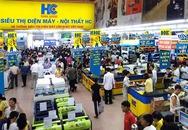 Nhiều mặt hàng giảm giá 50% trong dịp khai trương siêu thị HC