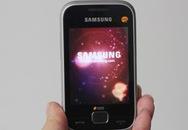Điện thoại cảm ứng 2 sim 2 sóng rẻ nhất của Samsung ở VN