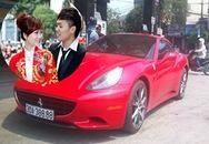 Lộ diện biển số siêu xe đám cưới ở Hà Tĩnh
