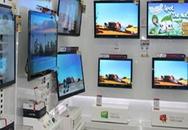 Hết thời tivi LCD, LED: Giảm giá, xả hàng tồn kho