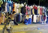 Hô biến quần áo vỉa hè thành hàng hiệu