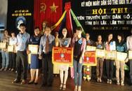 Đắk Lắk: Bế mạc Hội thi TTV dân số