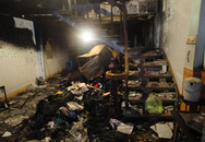 Cháy nhà trong đêm mưa bão