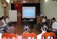 Ninh Bình: Tập huấn giáo dục tuyên truyền SKSS/SKTD cho học sinh THPT
