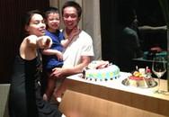 Hà Hồ - Cường Đô la hạnh phúc đón sinh nhật con trai