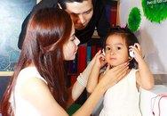 Lộ diện con gái Hồ Hoài Anh - Lưu Hương Giang