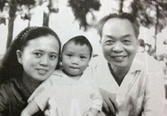 Khoảnh khắc hạnh phúc bên gia đình của Tướng Giáp