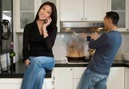 Chiêu làm lành với vợ của quý ông