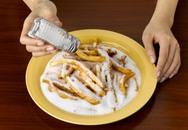 Tác hại của ăn mặn