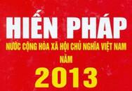 Toàn văn Hiến pháp nước CHXHCN Việt Nam và các tài liệu tuyên truyền về Hiến pháp