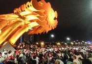 """Đà Nẵng: Hàng nghìn người kẹt cứng trên """"con Rồng thép"""""""