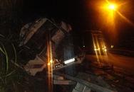 Hai người chết khi xe tải đâm nhau gần Hầm Hải Vân