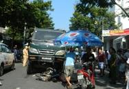 Xe máy đối đầu xe ben, một người tử vong